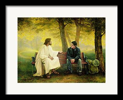 Prodigal Son Framed Prints
