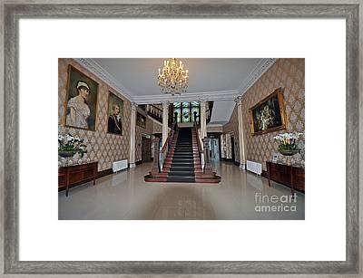 Lyrath Estate Hotel Framed Print