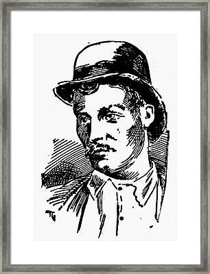 Mafia, 1891 Framed Print by Granger