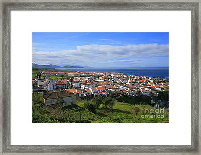 Maia - Azores Islands Framed Print