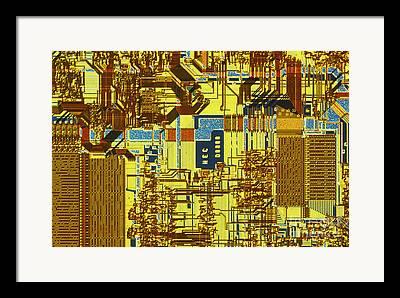 Tlm Framed Prints