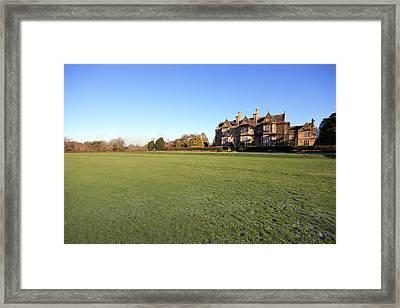 Muckross House Framed Print