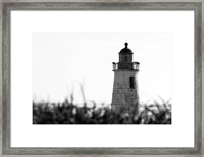 Old Point Comfort Lighthouse Framed Print