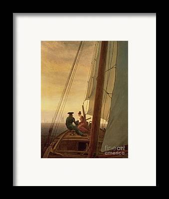 Romantic Movement Framed Prints