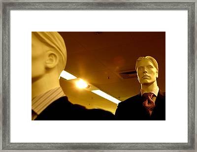 On My Way Framed Print by Jez C Self