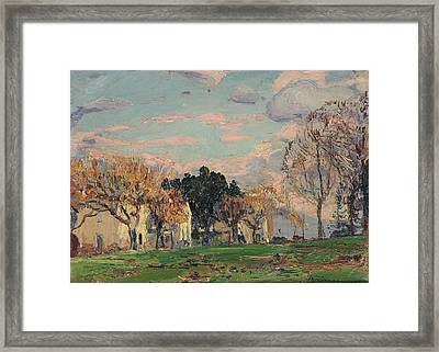 Paesaggio  Framed Print