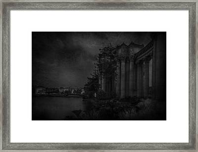 Framed Print featuring the photograph Palace Of Fine Arts by Ryan Photography
