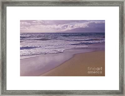 Paradise Framed Print by Sharon Mau