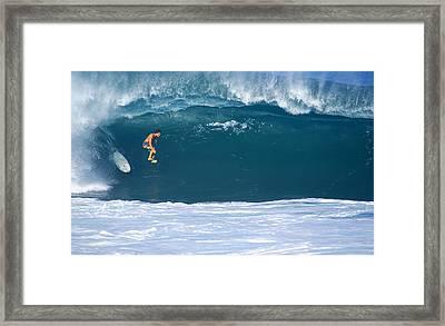Pau Framed Print by Kevin Smith