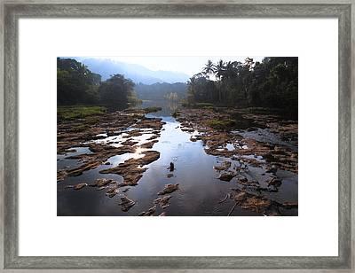 Periyar National Park - India Framed Print by Joana Kruse