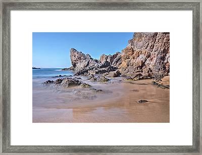 Playa Papagayo - Lanzarote Framed Print