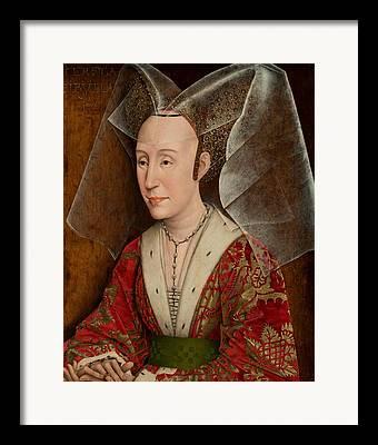 Isabella Of Portugal Framed Prints