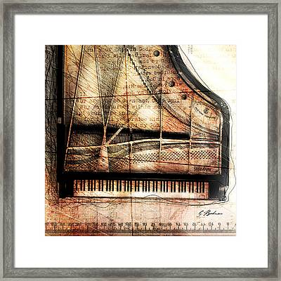 Prelude To Dawn Framed Print by Gary Bodnar