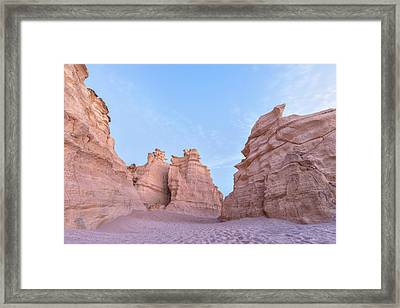 Ras Al Jinz - Oman Framed Print