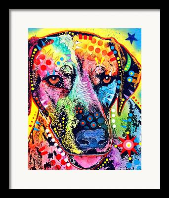 Ridgeback Framed Prints