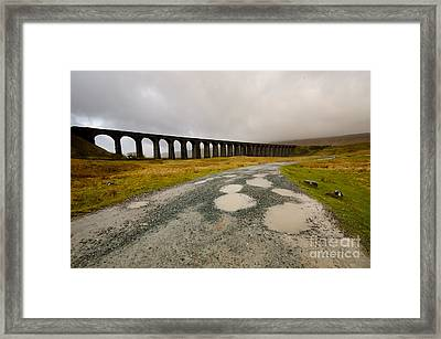 Ribblehead Viaduct Framed Print by Nichola Denny