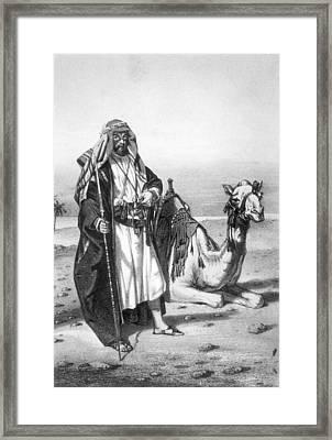 Richard Francis Burton Framed Print