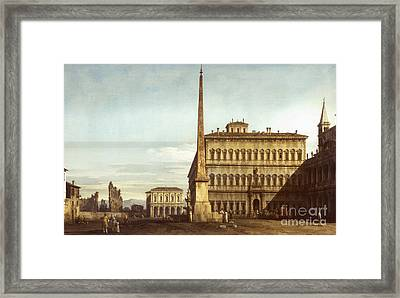 Rome Framed Print by MotionAge Designs