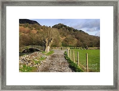 Rosthwaite Framed Print by Nichola Denny