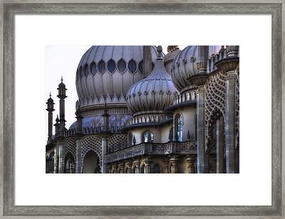 Royal Pavilion Brighton Framed Print by Joana Kruse