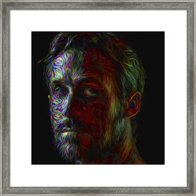 #ryangosling #gosling #male #actress Framed Print by David Haskett