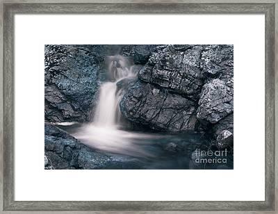 Scottish Waterfalls Framed Print
