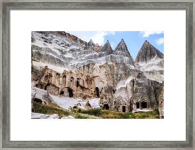 Selime - Turkey Framed Print