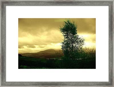 Serenity Framed Print by HweeYen Ong