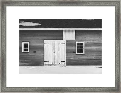 Shaker Village Framed Print