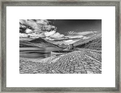 Silent Valley Framed Print