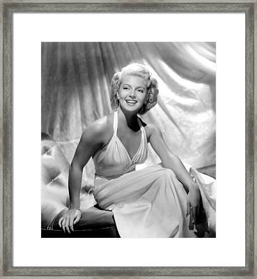 Slightly Dangerous, Lana Turner, 1943 Framed Print