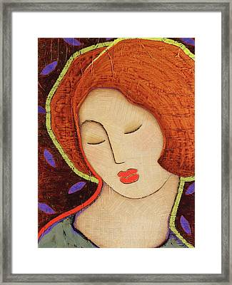 Soul Memory Framed Print by Gloria Rothrock