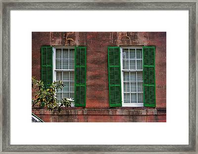 Southern Charm Framed Print by JAMART Photography