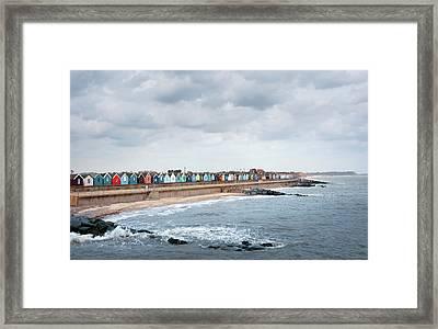 Southwold  Framed Print by Svetlana Sewell