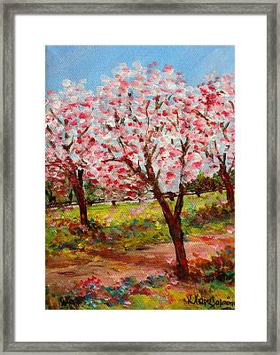 Spring Beauty  Framed Print