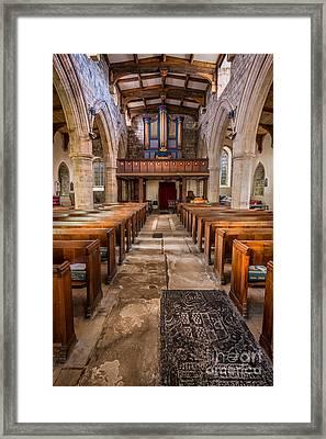 St. Marys Church Framed Print