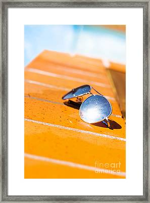 Summer Fashion Framed Print by Jorgo Photography - Wall Art Gallery