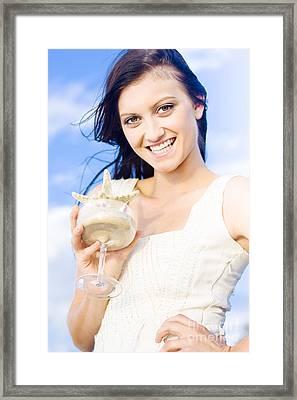 Summer Fun Framed Print by Jorgo Photography - Wall Art Gallery
