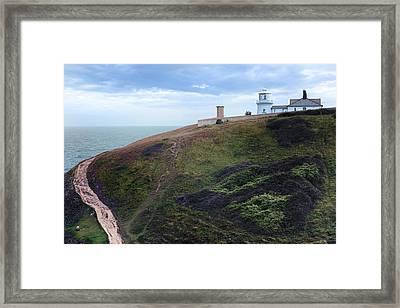 Swanage - England Framed Print by Joana Kruse