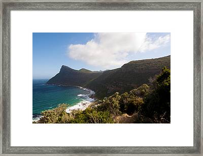 Table Mountain National Park Framed Print