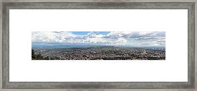 Tbilisi Framed Print