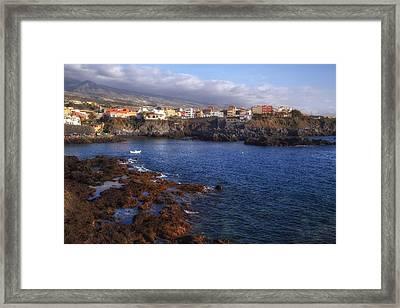 Tenerife - Alcala Framed Print by Joana Kruse