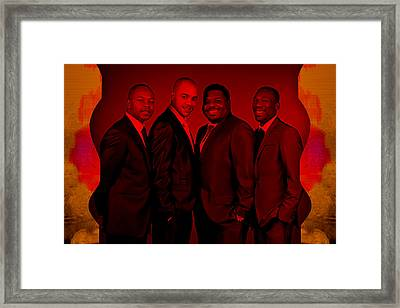 The Drifters Collection Framed Print by Marvin Blaine