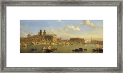 The Giudecca, Venice Framed Print