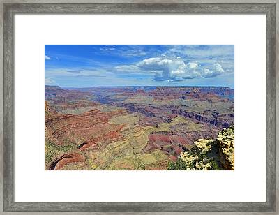 The Grand Canyon Framed Print