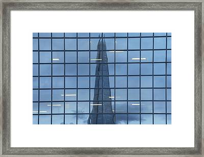 The Shard - London Framed Print