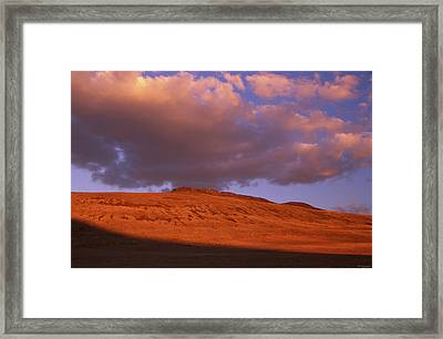 The White Mountains Framed Print by Soli Deo Gloria Wilderness And Wildlife Photography