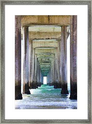 Thinking Outside Of The Box Framed Print