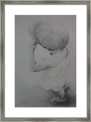 This Way Framed Print by John C