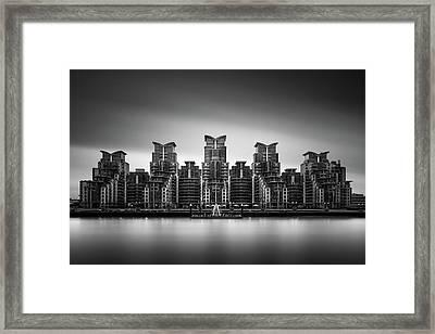 2 Time Winner Of The Worst Building In The World Award Framed Print